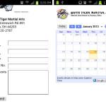 Formmail & Google Calendar