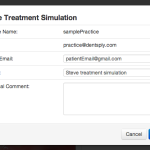 Share Treatment Simulation